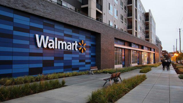 Fort Totten Walmart
