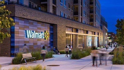 Walmart – Fort Totten