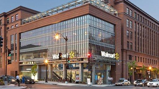 Walmart – H Street