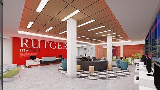 Rutgers University Interior Design