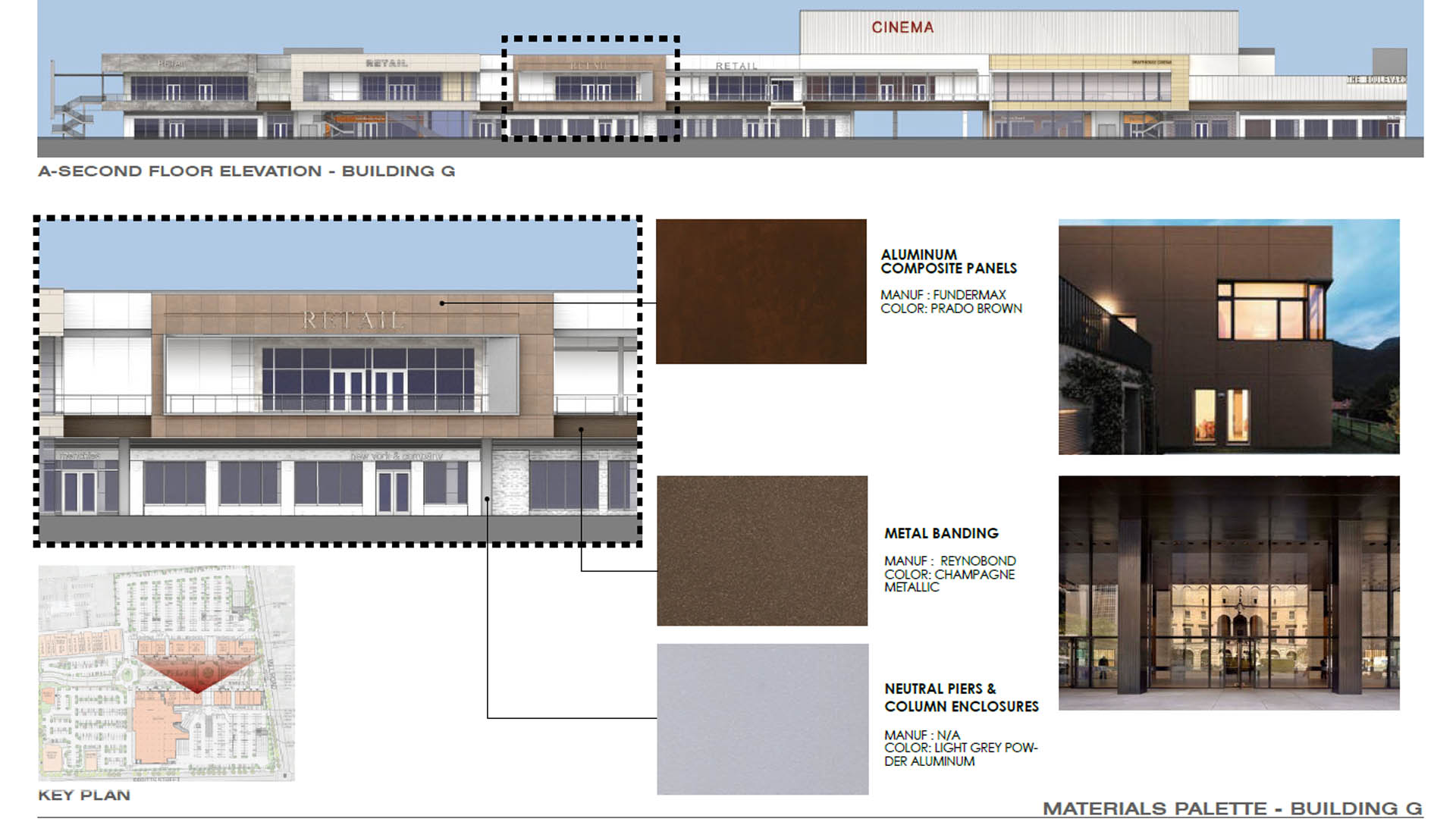 The Boulevard Retail Elevation