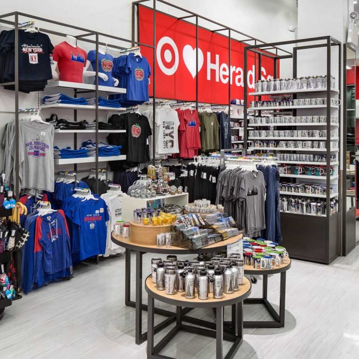 Target Herald Square 5 HD